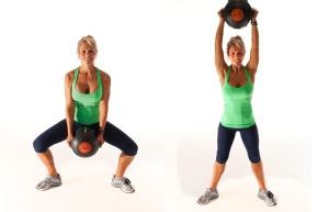 sumo-squat-with-medicine-ball